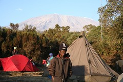 Campsite Rongai Route Mount Kilimanjaro Tanzania East Africa (eriagn) Tags: camping camp mist cold ice kilimanjaro mtkilimanjaro field trekking trek landscape tanzania volcano lava frost mt freezing glacier adventure crater scree jagged dust endurance moonscape steep mawenzi swirling highaltitude eastafrica eas kibo rongai volcanocrater rongairoute mountainporter alpinevegetation eriagn highestfreestandingmountaininafrica mistcoldfreezinglandscaperongai routescreesteeplpinevegetation africt ngairelawson