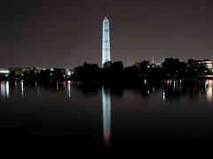 Washington Monument in scaffolding at night, viewed from the south, across the Tidal Basin (SchuminWeb) Tags: park november monument metal stone night mall dc washington earthquake construction day scaffolding time ben nps stones district steel web south over parks columbia east nighttime national repair obelisk damage restored scaffold service restoration daytime obelisks monuments washingtonmonument nationalparkservice georgewashington restoring overnight 2013 schumin schuminweb