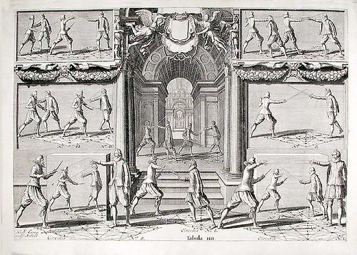 girard thibault academie de l'espee 1628