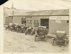 Given's Garage, Monaghan (BRIAN-Mc) Tags: ireland ford garage antiques autos monaghan givens