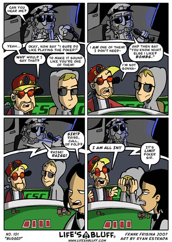 Life's a Bluff – The Unoffical Official Comic of Poker