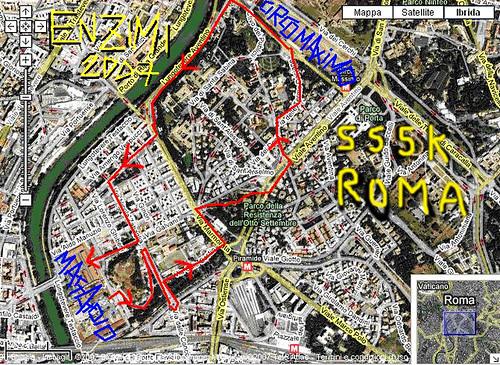 SS5K ROMA Map
