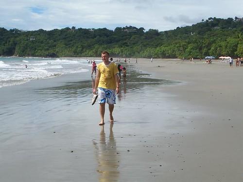 Ville on beach