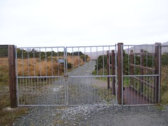 2nd Gate & Cattle Guard (close gate behind you)