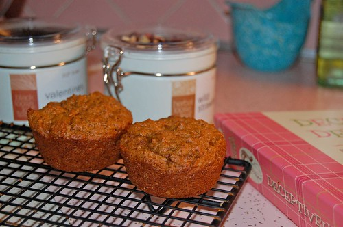 Peanut Butter & Banana Muffin