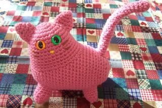 Trendy Hakeln Amigurumi Vol 3 : Ravelry: 2 Cat pattern by Kazuko Sakaguchi
