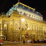 Prague: National Theatre Opera