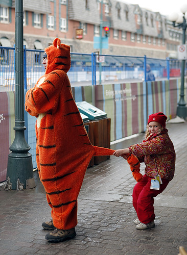 Yanking Tiger's Tail