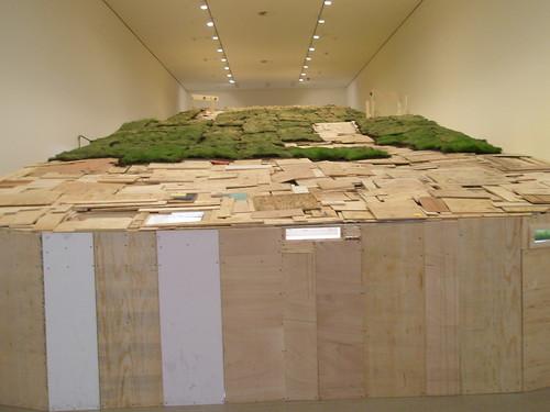 Phoebe Washburn 'For Regulated Fool's Milk Meadow', Guggenheim, Berlin by hanneorla