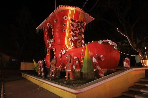 Decoraciones Navideñas- Casa Gengibre
