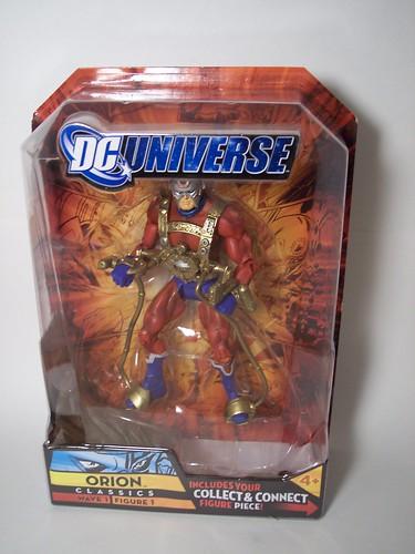 DC Universe Classics