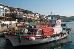 Greek Island of Patmos