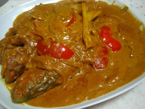 Curry Threadfins + Recipe