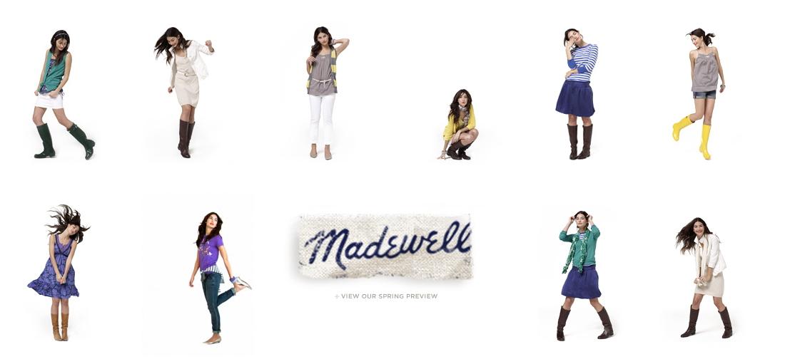 Madewell | SPRING 2008