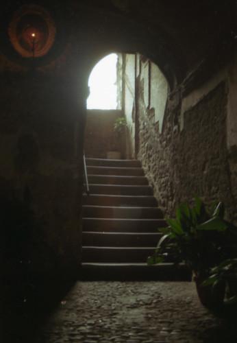 Vicolo a Genazzano