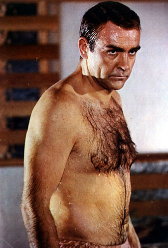 Male Celebrities The Hottest James Bond Ever Sean Connery