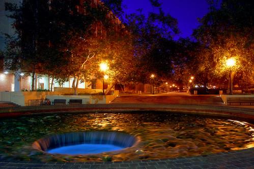 ucla campus at night - photo #17