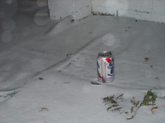 winter snow and wind storm thing (squirrel83) Tags: winter house snow storm home beer drunk outside montana january bored missoula porch winterstorm riehle