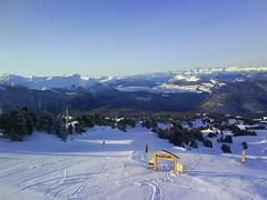 En direction du vercors (SylvainP) Tags: mountain snow ski france alps montagne alpes grenoble neige chamrousse