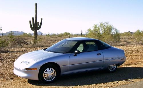 1999 EV1 by GM