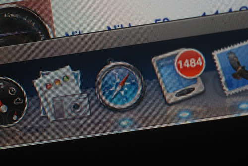 Mac OS X Dashboard