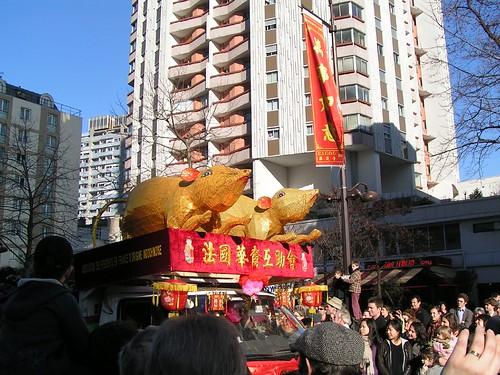 Año nuevo chino, año de la rata