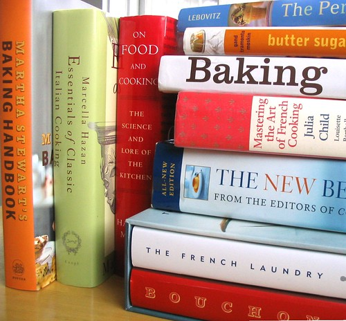 My Cookbooks