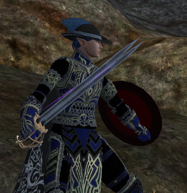 Dirge Epic Weapon Eq2