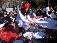 Pristina (Cabiria8) Tags: girl cake kosova kosovo plates balkans fellini balkan pristina prishtina prishtine timjudah cabiria8