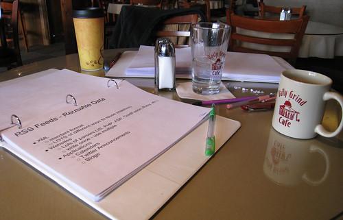 Presentation & Coffee