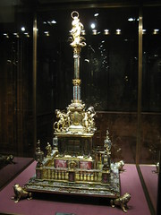 Treasures in the Hofburg Schatzkammer