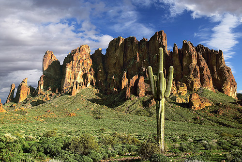Lost Dutchman Gold Mine