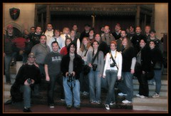 ExposureDetroit Group Photo (lorainedicerbo) Tags: geotagged michigan detroit geotag loraine masonictemple exposuredetroit geotagmichigan ldicerbo dicerbo expdet030108 lorainedicerbo