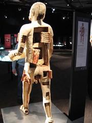 Mr. Drawer (T bias) Tags: museum exhibit science bodyworlds cadaver plastination beefjerkey