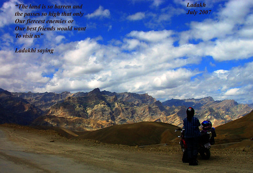 Tribute to Ladakh: Best seen large