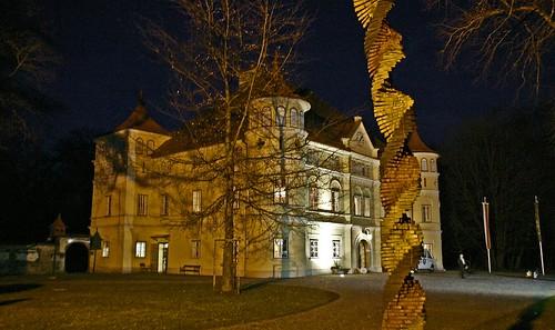 Schloß Margeregg in Österreich
