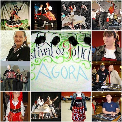 Festival folklore Agora