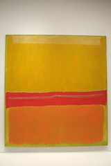 NYC - MoMA: Mark Rothko's No.5/No. 22