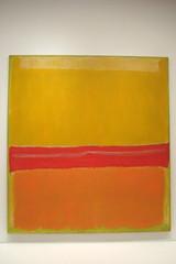 NYC - MoMA: Mark Rothko's No.5/No. 22