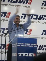 Amir Peretz |   (jonklinger) Tags: labor tel aviv amir peretz    socialdemocrat   20080402