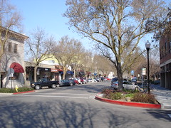 Davis, CA; public domain