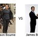 Jason Bourne Vs. James Bond