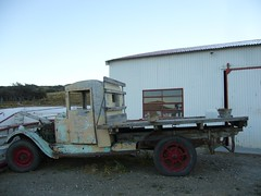 Ruta 40 - Perito Moreno - El Chalten - voiture