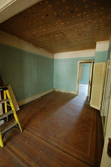 Master Bath/Closets Before