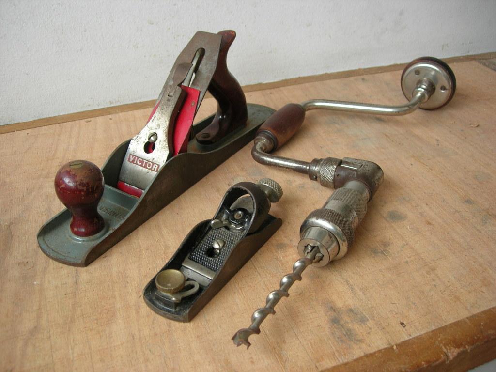 Opa's Tools
