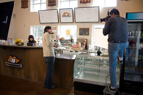 Cafe Scene 5
