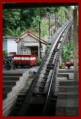 Penang Hill, Bukit Bendera Funicular Railway