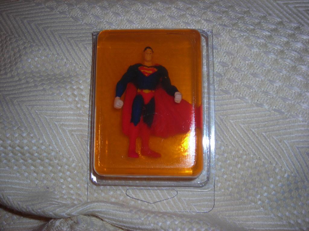 Superman Glycerin Bar