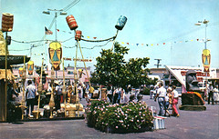 Tiki Theme Los Angeles County Fair, Early 1960s (Miehana) Tags: california museum losangeles orangecounty anaheim tiki santasvillage eliheadly georgeewatson
