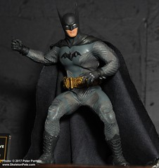 MezcoPreview_2017_43 (SkeletonPete) Tags: mezzotoyz actionfigures marvelcomics dccomics batman superman doctorstrange spaceghost one1217dc
